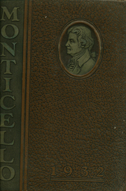 Page 1, 1932 Edition, Jefferson High School - Monticello Yearbook (San Antonio, TX) online yearbook collection