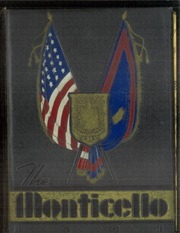1941 Edition, Jefferson High School - Monticello Yearbook (San Antonio, TX)