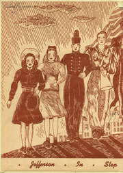 Page 2, 1943 Edition, Jefferson High School - Monticello Yearbook (San Antonio, TX) online yearbook collection