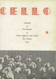 Page 7, 1943 Edition, Jefferson High School - Monticello Yearbook (San Antonio, TX) online yearbook collection