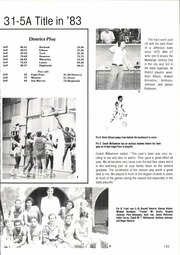 Page 137, 1983 Edition, Jefferson High School - Monticello Yearbook (San Antonio, TX) online yearbook collection