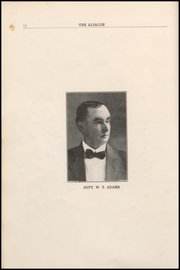 Page 16, 1914 Edition, John Tyler High School - Alcalde Yearbook (Tyler, TX) online yearbook collection