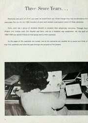 Page 8, 1969 Edition, John Tyler High School - Alcalde Yearbook (Tyler, TX) online yearbook collection