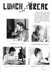 Page 17, 1981 Edition, John Tyler High School - Alcalde Yearbook (Tyler, TX) online yearbook collection