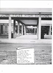 Page 6, 1981 Edition, John Tyler High School - Alcalde Yearbook (Tyler, TX) online yearbook collection