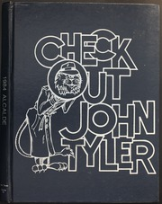 John Tyler High School - Alcalde Yearbook (Tyler, TX) online yearbook collection, 1984 Edition, Page 1