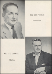 Page 13, 1956 Edition, Killeen High School - Kangaroo Yearbook (Killeen, TX) online yearbook collection
