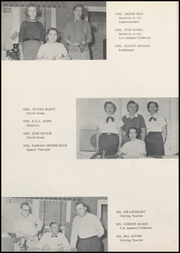 Page 14, 1956 Edition, Killeen High School - Kangaroo Yearbook (Killeen, TX) online yearbook collection