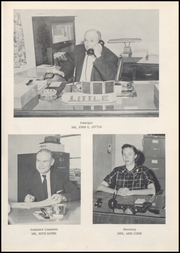 Page 15, 1956 Edition, Killeen High School - Kangaroo Yearbook (Killeen, TX) online yearbook collection