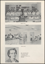 Page 16, 1956 Edition, Killeen High School - Kangaroo Yearbook (Killeen, TX) online yearbook collection