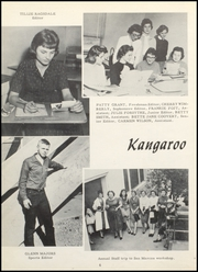 Page 10, 1960 Edition, Killeen High School - Kangaroo Yearbook (Killeen, TX) online yearbook collection
