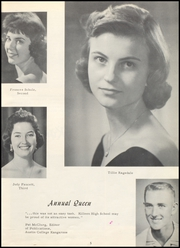 Page 9, 1960 Edition, Killeen High School - Kangaroo Yearbook (Killeen, TX) online yearbook collection