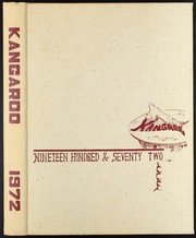 1972 Edition, Killeen High School - Kangaroo Yearbook (Killeen, TX)