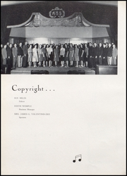 Page 10, 1941 Edition, Midland High School - Catoico Yearbook (Midland, TX) online yearbook collection