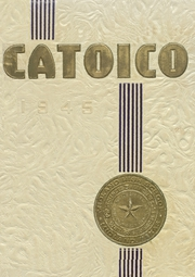Page 1, 1945 Edition, Midland High School - Catoico Yearbook (Midland, TX) online yearbook collection