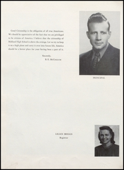 Page 14, 1945 Edition, Midland High School - Catoico Yearbook (Midland, TX) online yearbook collection