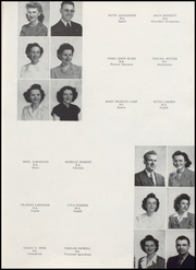Page 15, 1945 Edition, Midland High School - Catoico Yearbook (Midland, TX) online yearbook collection