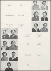 Page 16, 1945 Edition, Midland High School - Catoico Yearbook (Midland, TX) online yearbook collection