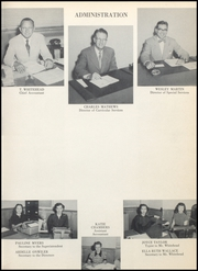 Page 17, 1953 Edition, Midland High School - Catoico Yearbook (Midland, TX) online yearbook collection