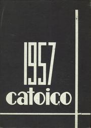 Page 1, 1957 Edition, Midland High School - Catoico Yearbook (Midland, TX) online yearbook collection