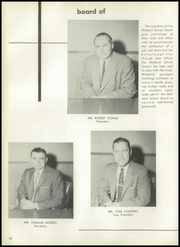 Page 16, 1957 Edition, Midland High School - Catoico Yearbook (Midland, TX) online yearbook collection