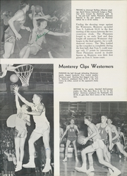 Page 85, 1959 Edition, Monterey High School - Chaparral Yearbook (Lubbock, TX) online yearbook collection