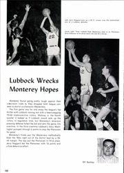 Page 106, 1964 Edition, Monterey High School - Chaparral Yearbook (Lubbock, TX) online yearbook collection