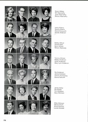 Page 202, 1964 Edition, Monterey High School - Chaparral Yearbook (Lubbock, TX) online yearbook collection