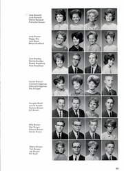 Page 205, 1964 Edition, Monterey High School - Chaparral Yearbook (Lubbock, TX) online yearbook collection