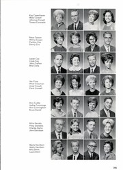 Page 209, 1964 Edition, Monterey High School - Chaparral Yearbook (Lubbock, TX) online yearbook collection