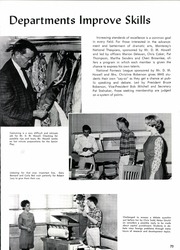 Page 77, 1964 Edition, Monterey High School - Chaparral Yearbook (Lubbock, TX) online yearbook collection