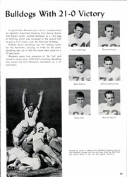 Page 91, 1964 Edition, Monterey High School - Chaparral Yearbook (Lubbock, TX) online yearbook collection