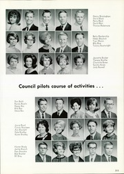 Page 217, 1965 Edition, Monterey High School - Chaparral Yearbook (Lubbock, TX) online yearbook collection