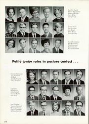 Page 218, 1965 Edition, Monterey High School - Chaparral Yearbook (Lubbock, TX) online yearbook collection