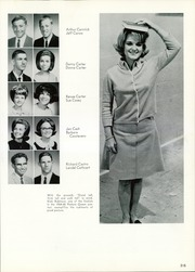 Page 219, 1965 Edition, Monterey High School - Chaparral Yearbook (Lubbock, TX) online yearbook collection