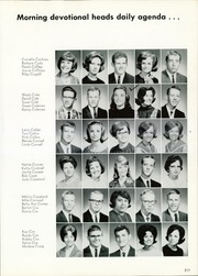 Page 221, 1965 Edition, Monterey High School - Chaparral Yearbook (Lubbock, TX) online yearbook collection