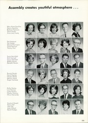 Page 229, 1965 Edition, Monterey High School - Chaparral Yearbook (Lubbock, TX) online yearbook collection