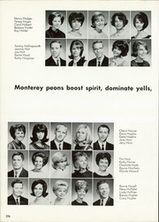 Page 230, 1965 Edition, Monterey High School - Chaparral Yearbook (Lubbock, TX) online yearbook collection