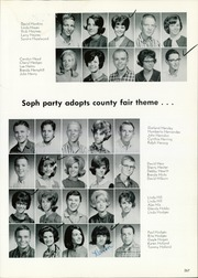 Page 271, 1965 Edition, Monterey High School - Chaparral Yearbook (Lubbock, TX) online yearbook collection