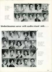 Page 279, 1965 Edition, Monterey High School - Chaparral Yearbook (Lubbock, TX) online yearbook collection