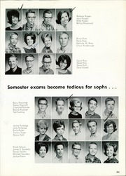 Page 285, 1965 Edition, Monterey High School - Chaparral Yearbook (Lubbock, TX) online yearbook collection