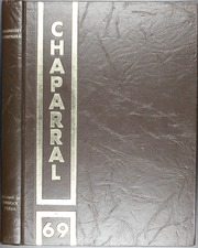 Page 1, 1969 Edition, Monterey High School - Chaparral Yearbook (Lubbock, TX) online yearbook collection