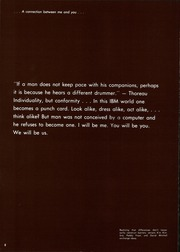 Page 12, 1969 Edition, Monterey High School - Chaparral Yearbook (Lubbock, TX) online yearbook collection