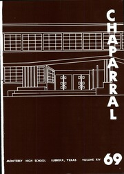 Page 5, 1969 Edition, Monterey High School - Chaparral Yearbook (Lubbock, TX) online yearbook collection