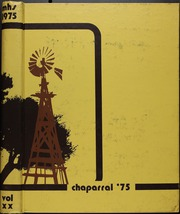 Page 1, 1975 Edition, Monterey High School - Chaparral Yearbook (Lubbock, TX) online yearbook collection