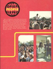 Page 14, 1975 Edition, Monterey High School - Chaparral Yearbook (Lubbock, TX) online yearbook collection