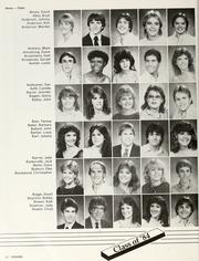 Page 16, 1984 Edition, Monterey High School - Chaparral Yearbook (Lubbock, TX) online yearbook collection