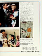 Page 7, 1984 Edition, Monterey High School - Chaparral Yearbook (Lubbock, TX) online yearbook collection