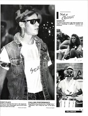 Page 15, 1987 Edition, Monterey High School - Chaparral Yearbook (Lubbock, TX) online yearbook collection