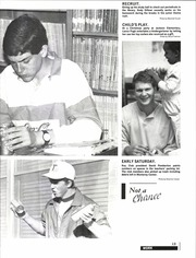 Page 17, 1987 Edition, Monterey High School - Chaparral Yearbook (Lubbock, TX) online yearbook collection